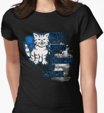 OWNER SAID MEOW HE UNDERSTANDS MY LANGUAGE T-Shirt