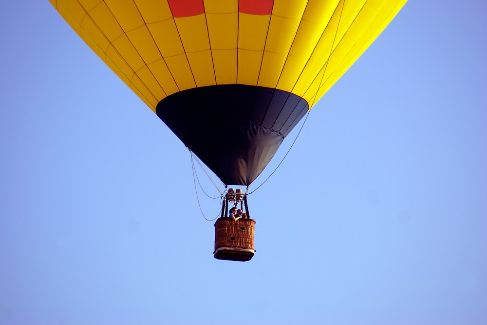 Balloon People by Rod  Adams