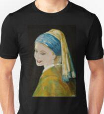 Lisanne after Vermeer T-Shirt