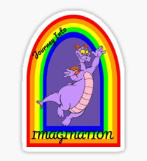 Journey Into Imagination! Sticker