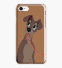 Tramp from Lady and the Tramp iPhone Case/Skin