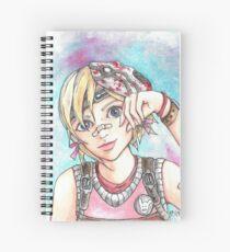 Tiny Tina Spiral Notebook