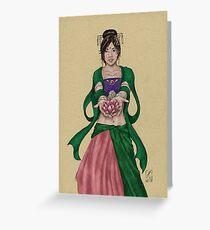 Kwan Yin - Goddess of Compassion Greeting Card