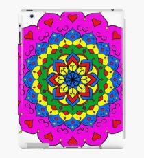 Mandala Nro. 5 - Color edition iPad Case/Skin