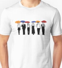 Friends TV Show Umbrella  Unisex T-Shirt