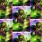 Abstract Tree's.  by Forfarlass