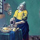 milkmaid by WILT