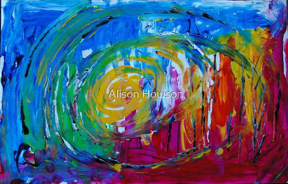 Sea Swirls by Alison Howson