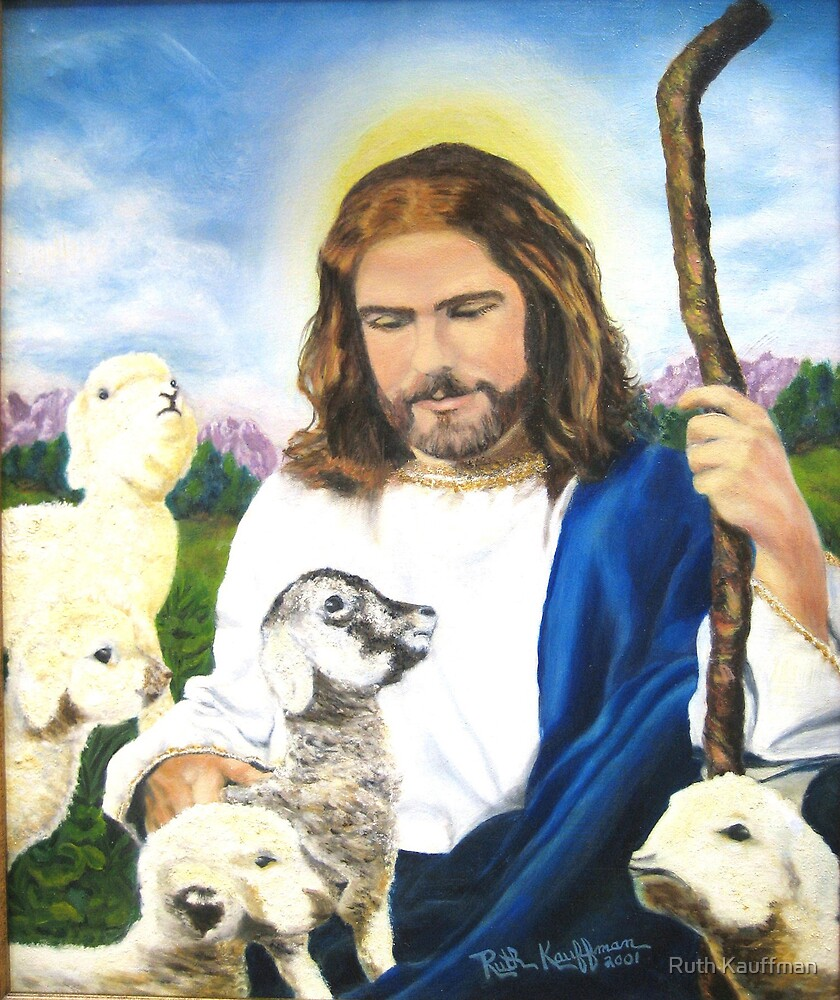 """The Good Shepherd"" by Ruth Kauffman"