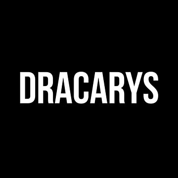Dracarys by teebees