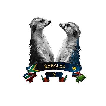 Stokstert by Babalas