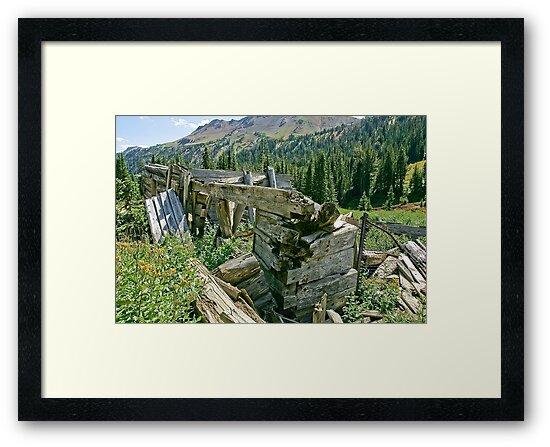 Miner's Legacy #1 by Ken McElroy
