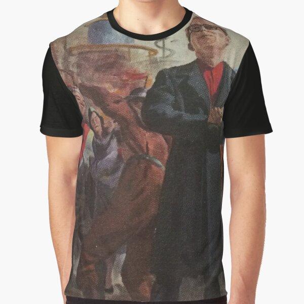 World Jones Made ~ Kindred Ubiquity  Graphic T-Shirt