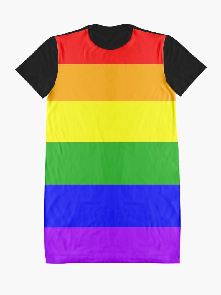 Alternative Ansicht von Stolz T-Shirt Kleid
