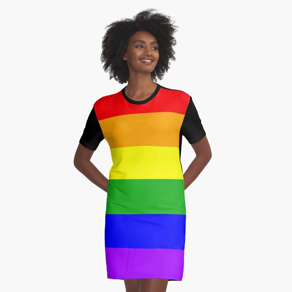 Stolz T-Shirt Kleid