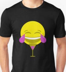 LMAO Purple Emoji T-Shirt