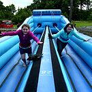 bungee runners by SNAPPYDAVE