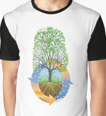 permaculture Graphic T-Shirt
