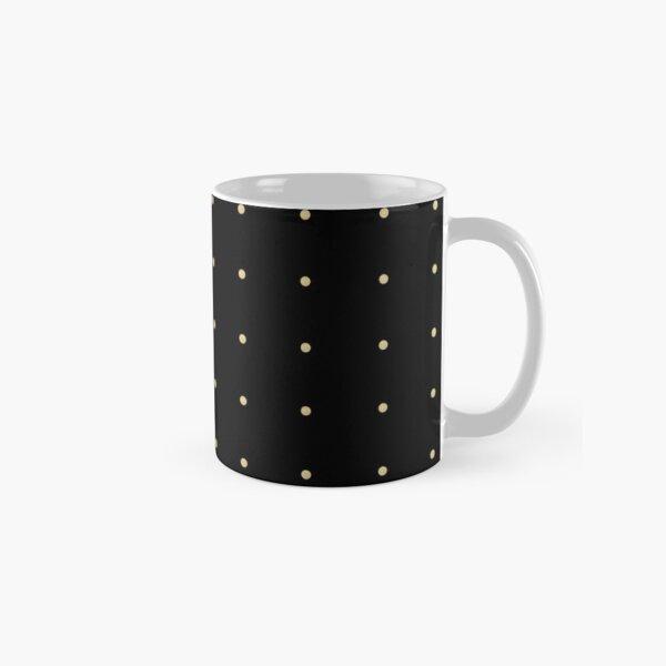 Black & Dots Taza clásica