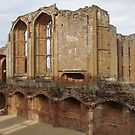 The Great Hall, Kenilworth Castle by lezvee