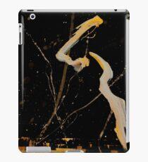 Mancy - 0080 - Head Flick iPad Case/Skin