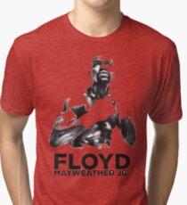 mayweather  Tri-blend T-Shirt