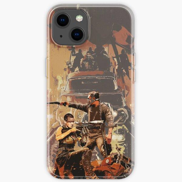 Max and Furiosa  iPhone Soft Case