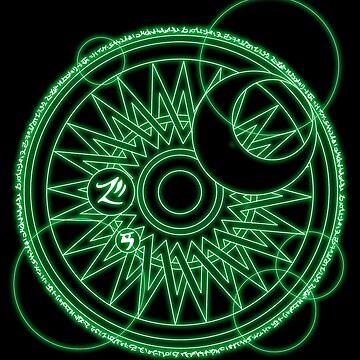 Magic Circle by scarlet-neko