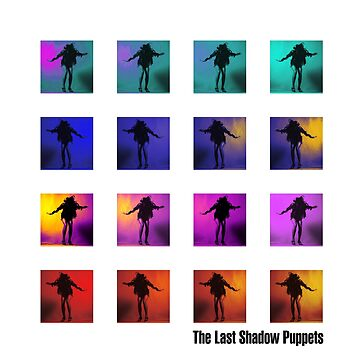 The Last Shadow Puppets - Everything You've Come to Expect by BluePlaqueArt