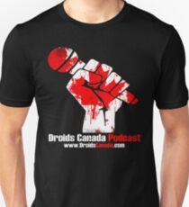 Droids Canada Podcast Logo T-Shirt