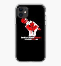 Droids Canada Podcast Logo iPhone Case