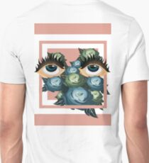 Look out of the depths of roses T-Shirt