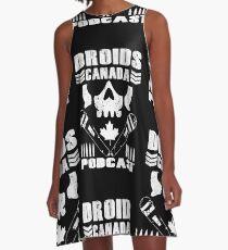Droids Canada BC Design A-Line Dress