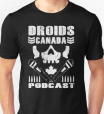 Droids Canada BC Design Unisex T-Shirt