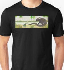 Parasaurolophus & Sauropod T-Shirt