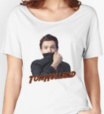 Tom Holland  Women's Relaxed Fit T-Shirt