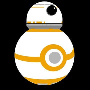 BB Ball (Orange) by CreamFraiche