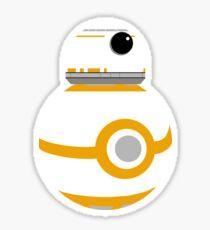 BB Ball (Orange) Sticker