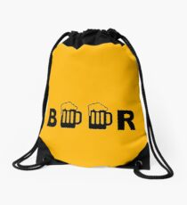 BEER! Drawstring Bag