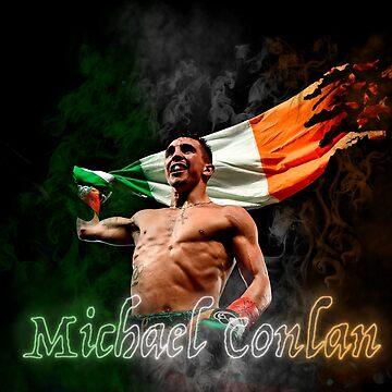 Michael Conlan Fighting Irish by Stujitsu
