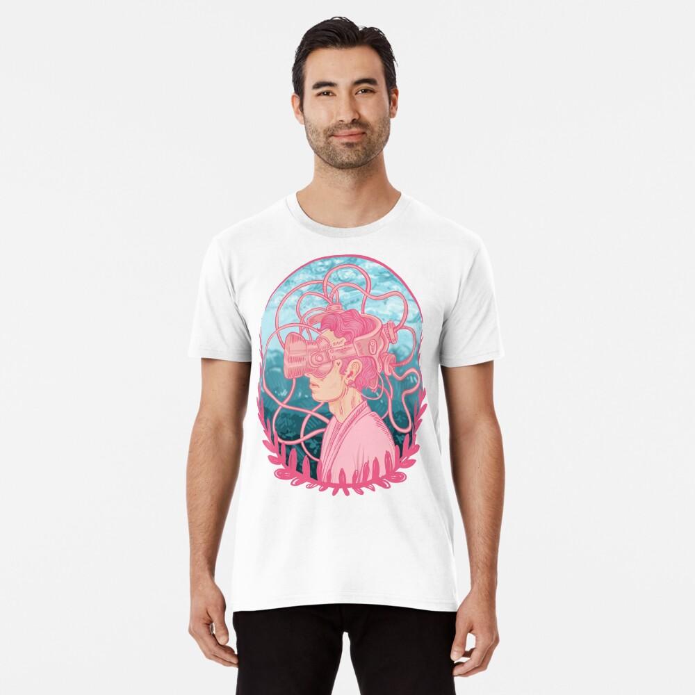 Virtual Actuality Premium T-Shirt