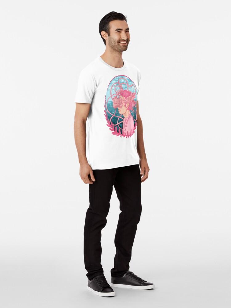 Alternate view of Virtual Actuality Premium T-Shirt