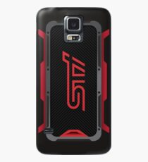 STI carbon racing Case/Skin for Samsung Galaxy
