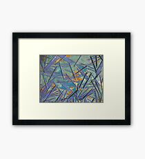 STAIRWAY TO HEAVEN - ABSTRACT Framed Print