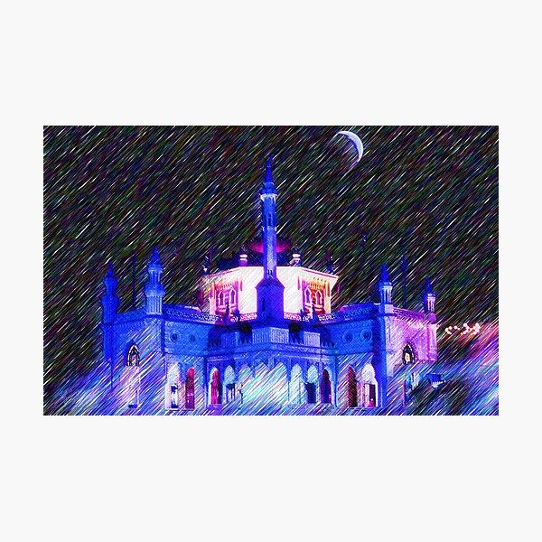 Zahir Mosque Photographic Print