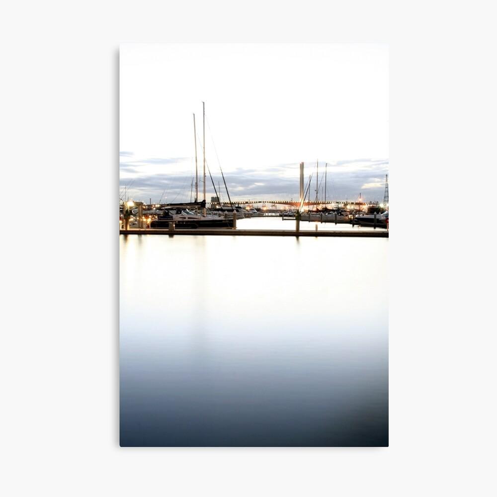 Docklands 2 Canvas Print