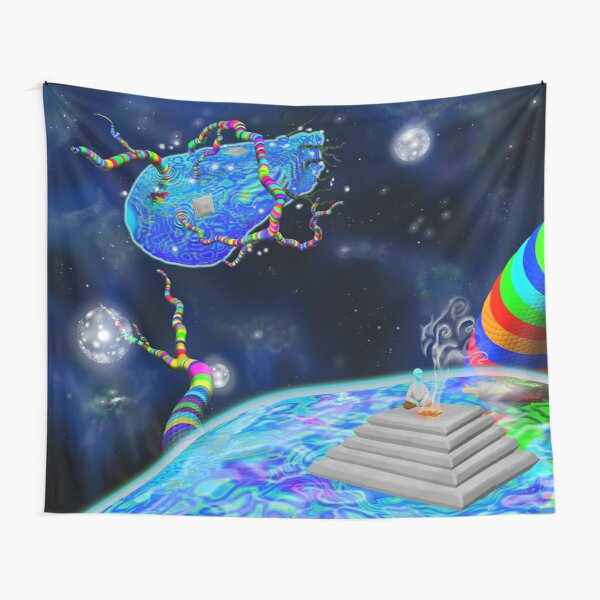Thought Space Tapestry