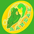 Randal- God of Cacophony and Music by AgentBoss