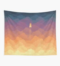 Clouds Wall Tapestry