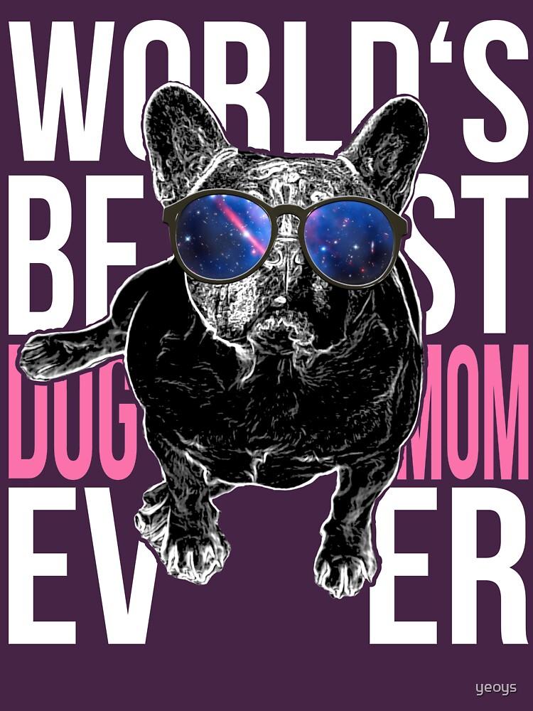 Pug Dog Lover > World's Best Dog Mom Ever > Dog Fashion by yeoys